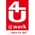 Logo 4U @work GmbH in Lohmar